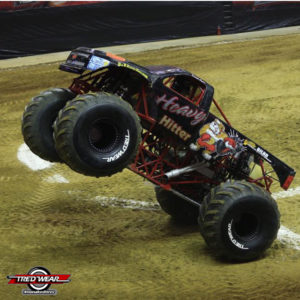 Monster Truck Wheelie | Tredwear