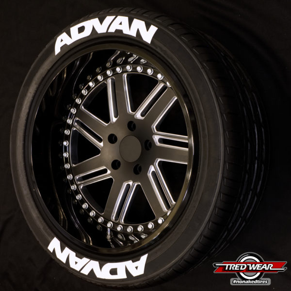 White ADVADV TIRE KITS
