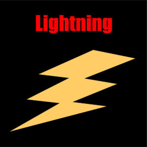Yellow Lightning